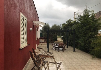 Casa Vacanze Villetta a schiera Casa Rossa